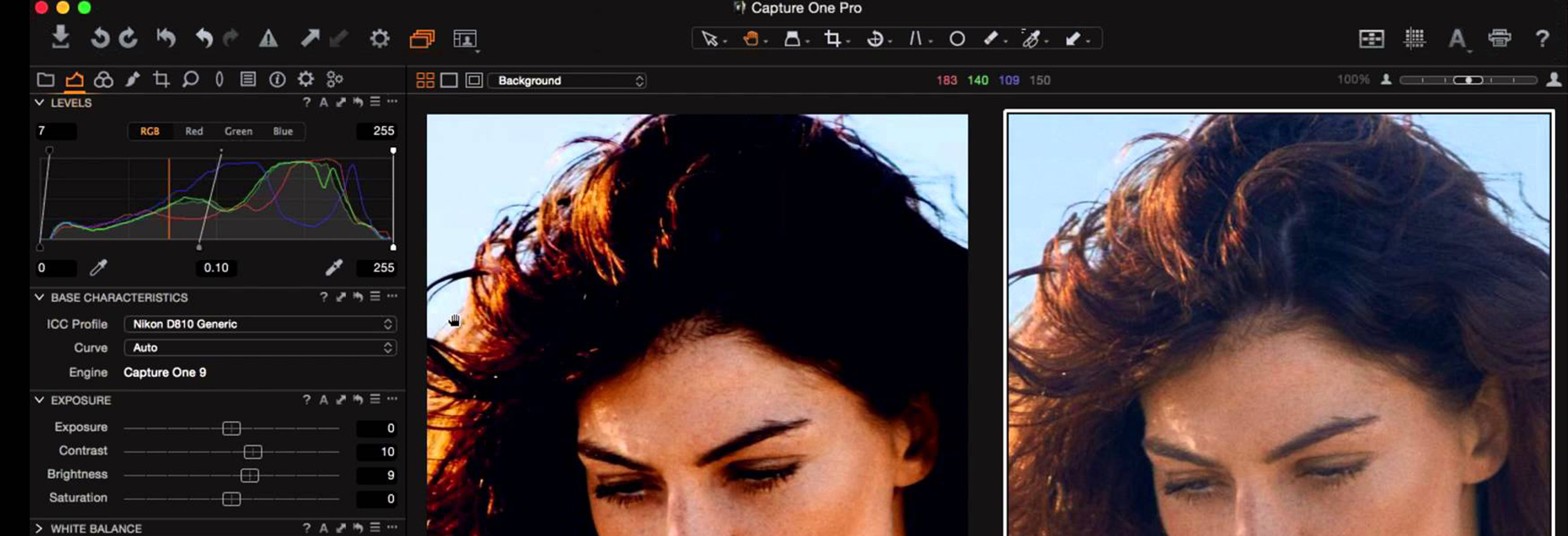 Curs Capture One Pro 8