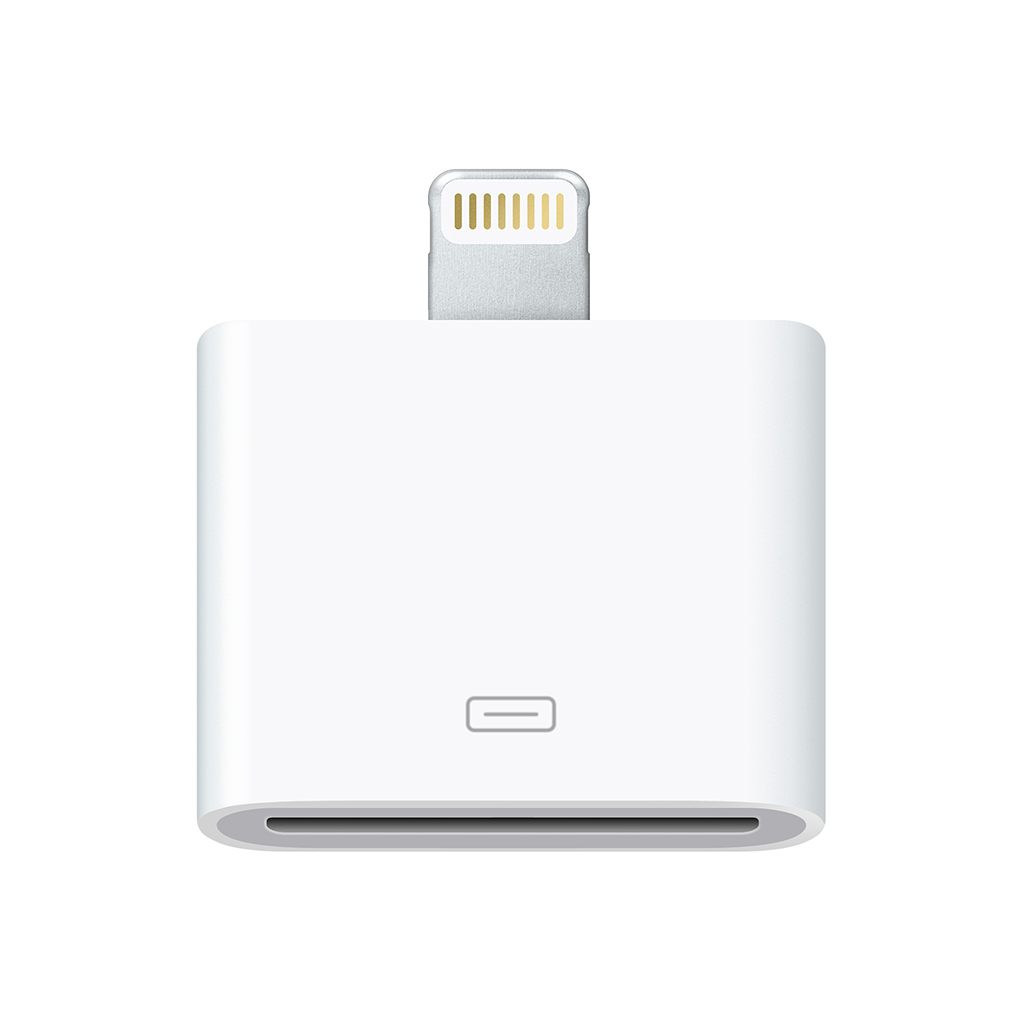Adaptador Lightning a 30-pin