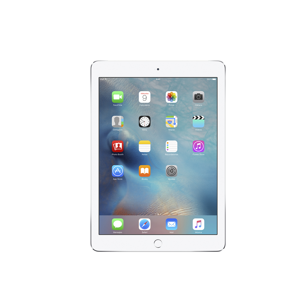 iPad Air 2 Cellular plata