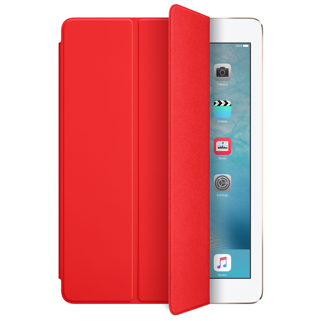 iPad Air Smart Cover Rojo