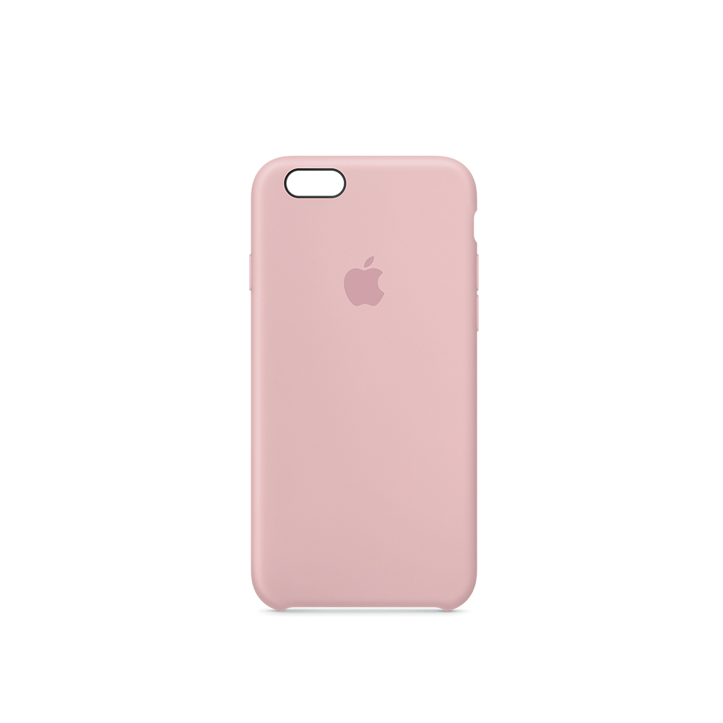 iPhone 6S Silicone Case Rosa