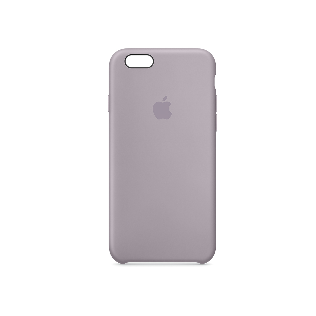 iPhone 6S Plus Silicone Case Lavanda