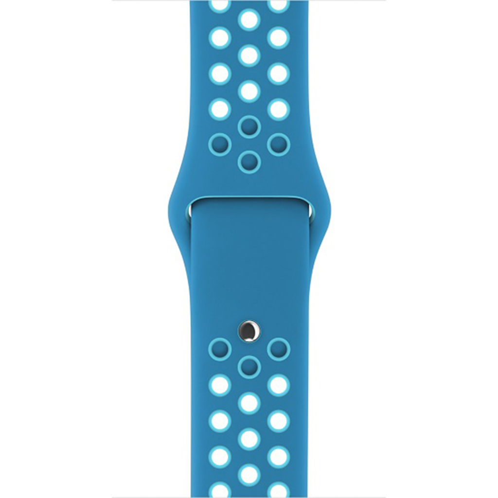 Correas Apple Watch Nike Azul Órbita / Azul Gamma 42