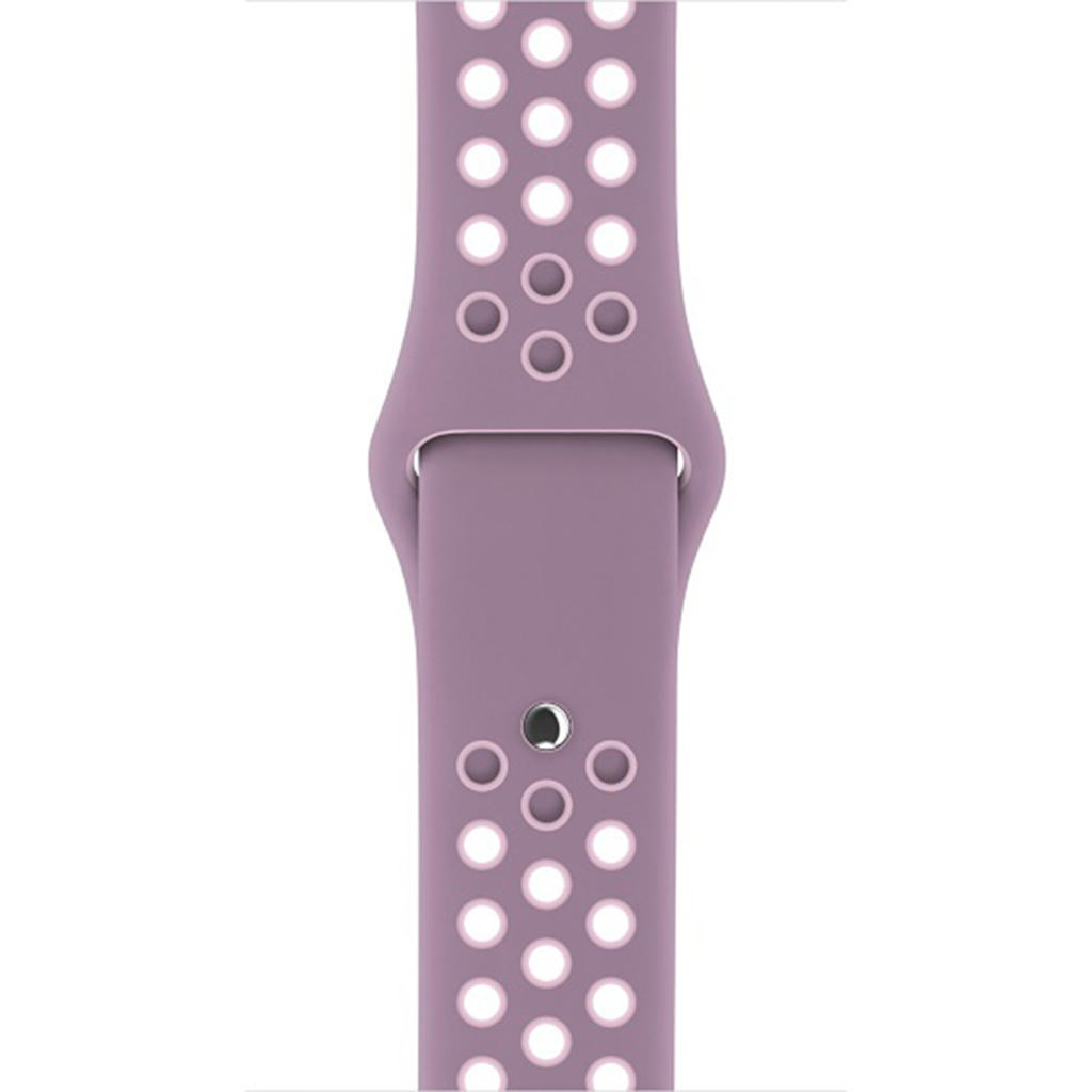 Correas Apple Watch Nike Violeta Perlada / Niebla Púrpura 38