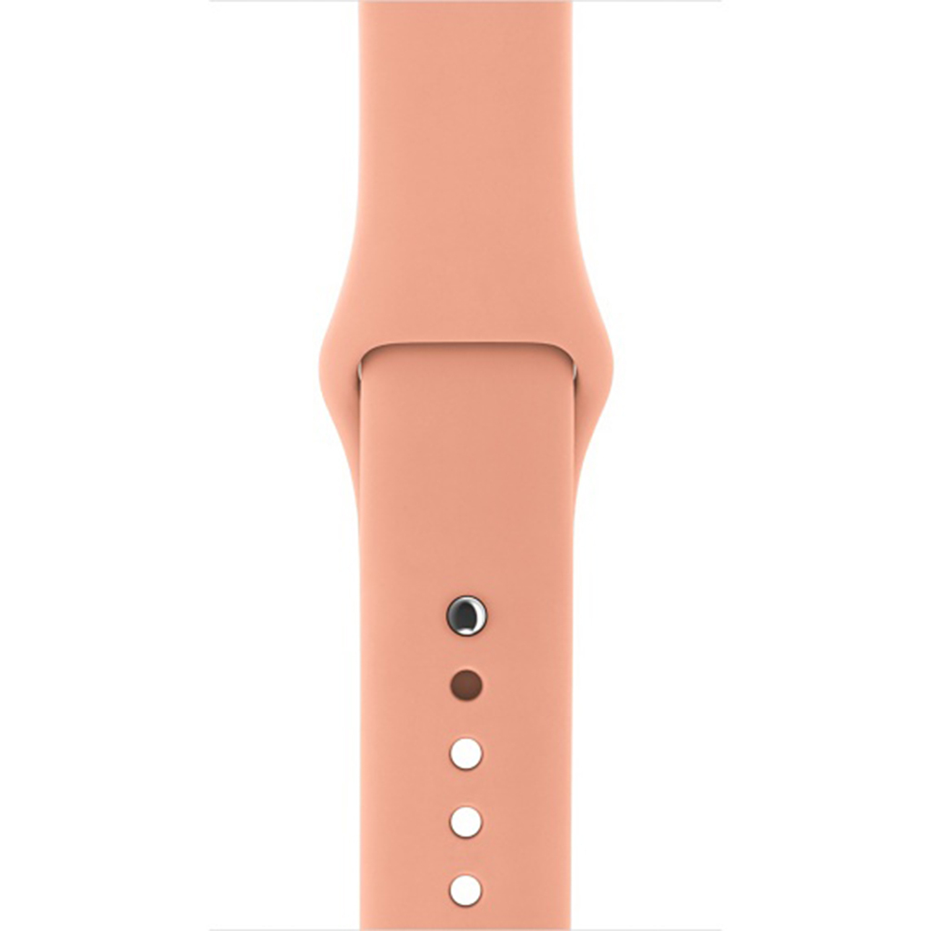 Correas Apple Watch Sport Rosa Flamenco 38