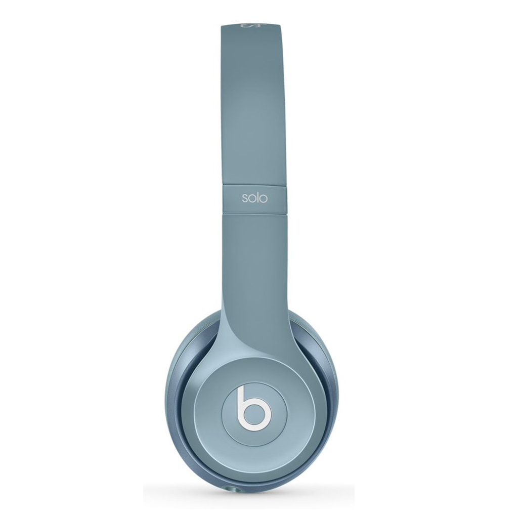 Auriculares Beats Solo 2 On-Ear Silver