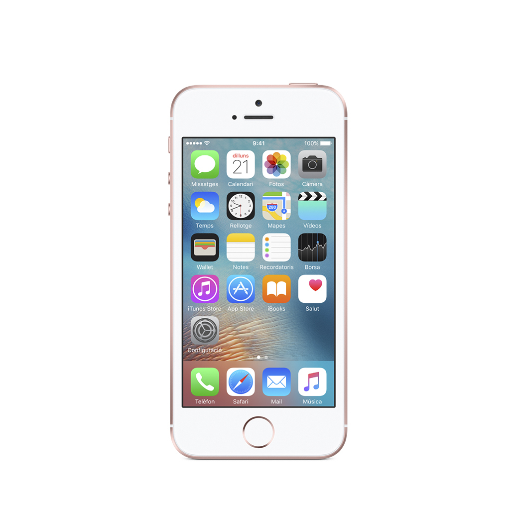 iPhone SE Oro Rosa