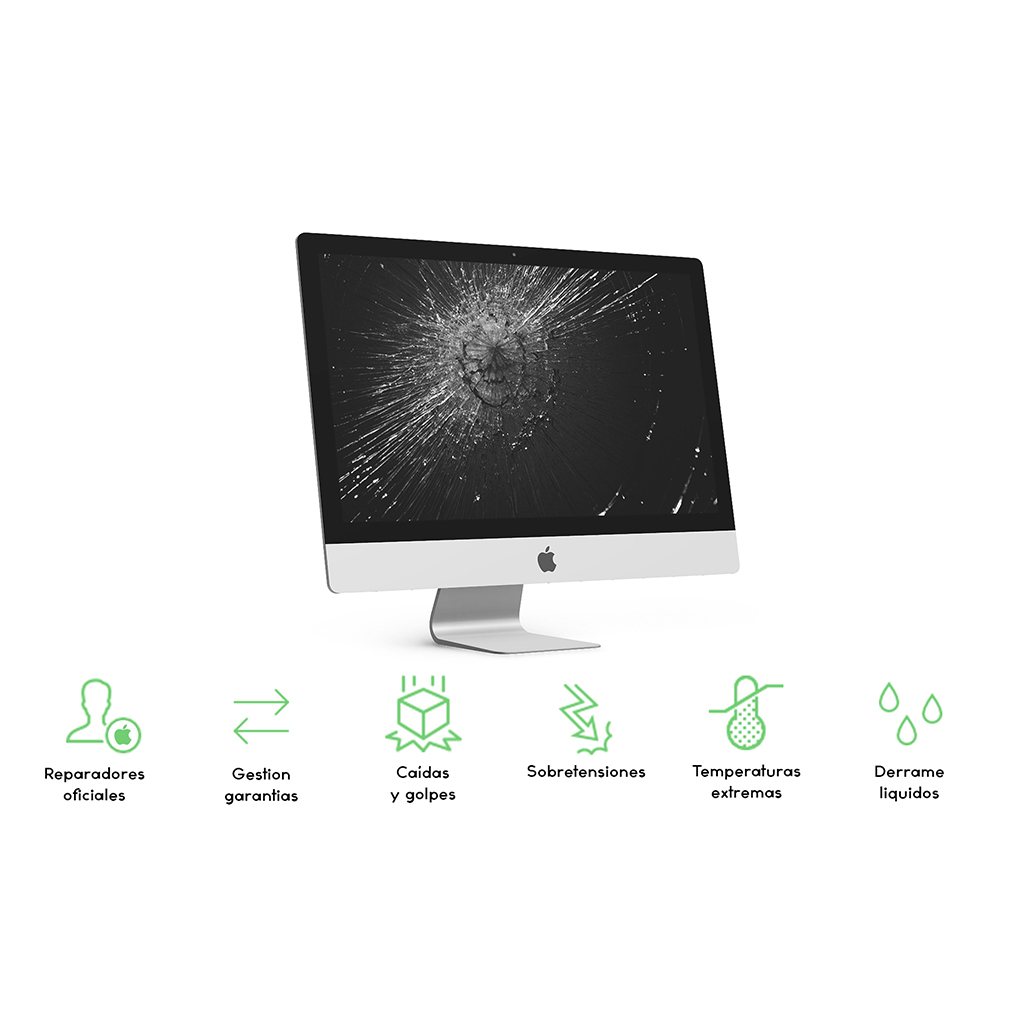Seguro de accidentes iMac | Microgestio