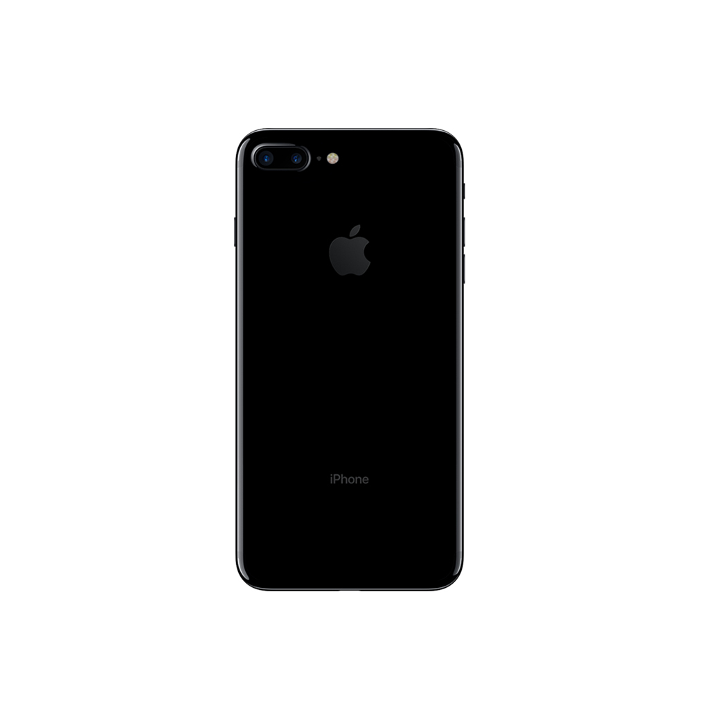 iPhone 7 Plus negro brillante