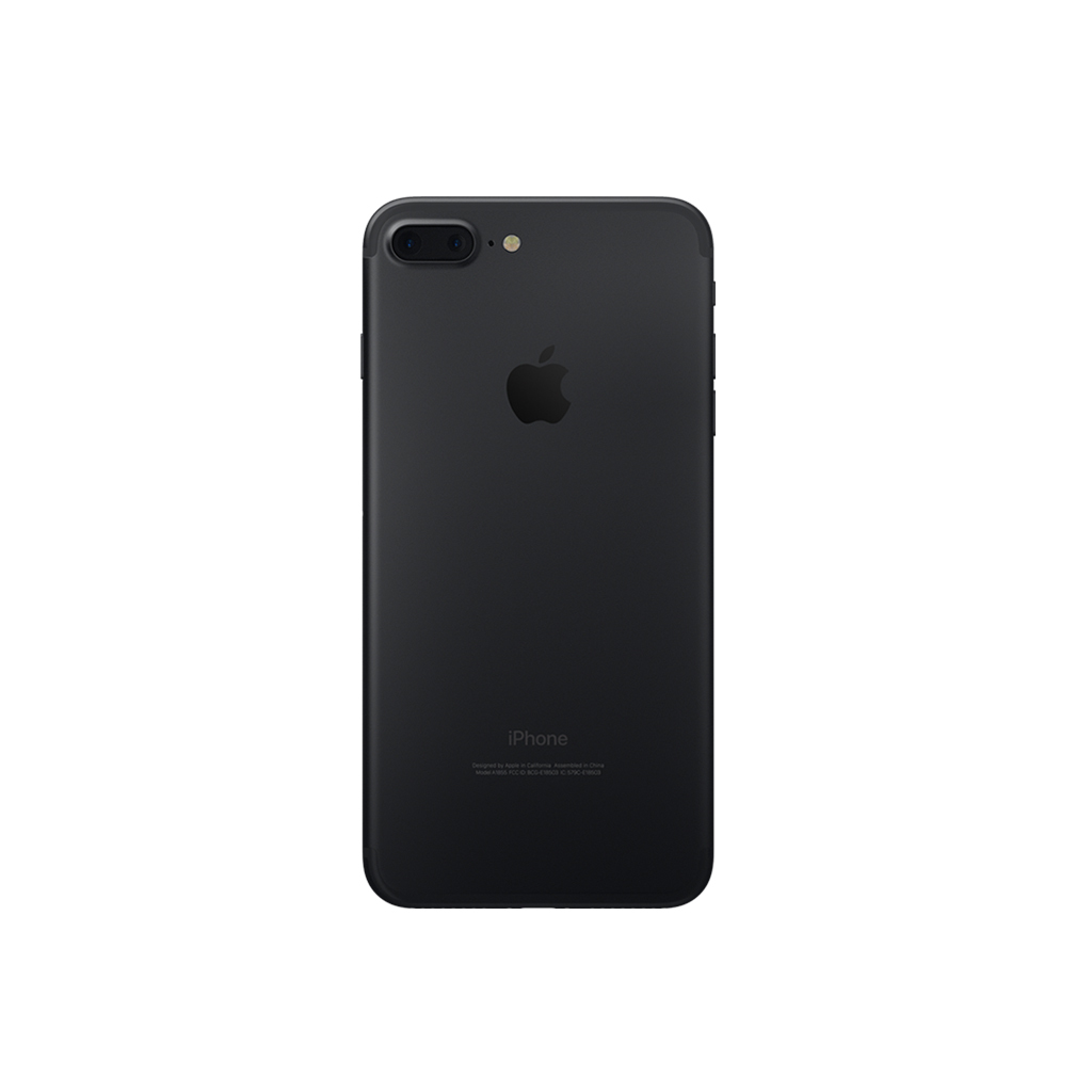 iPhone 7 Plus negro mate