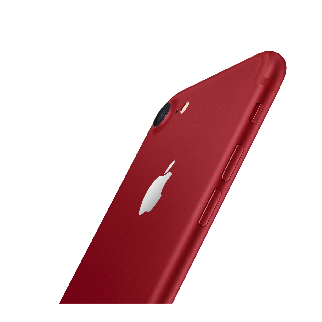 iPhone 7 (PRODUCT)RED Special Edition