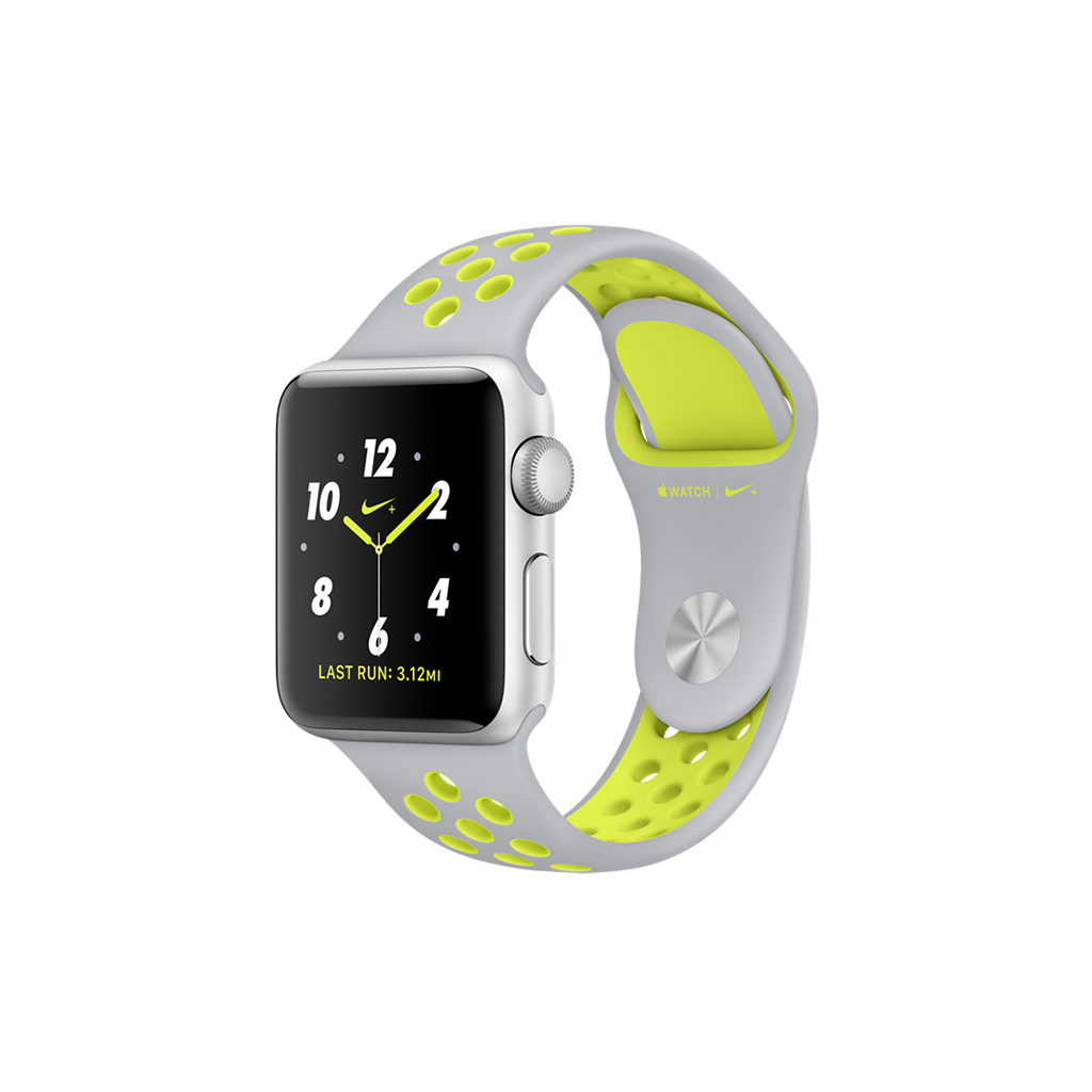 Apple Watch Nike+ 38mm Gris / Voltio