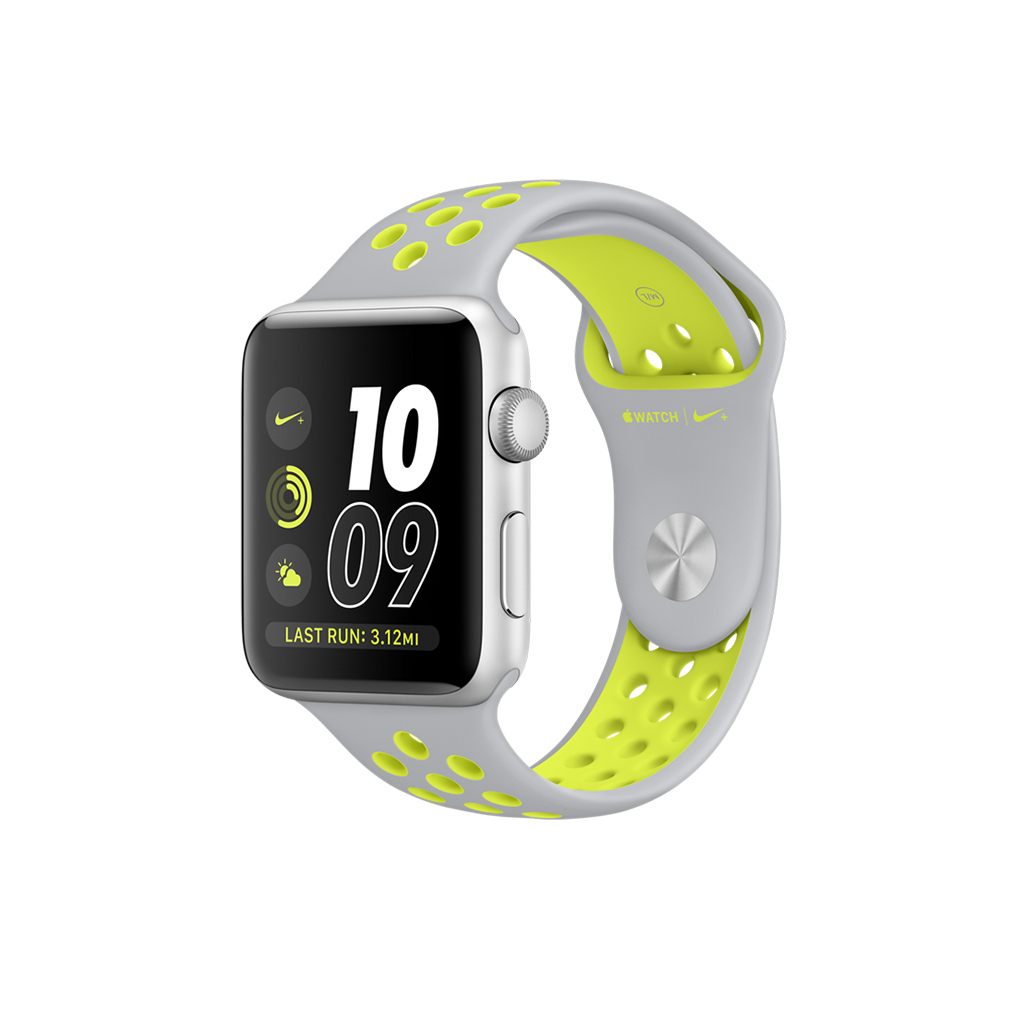 Apple Watch Nike+ 42mm Gris / Voltio