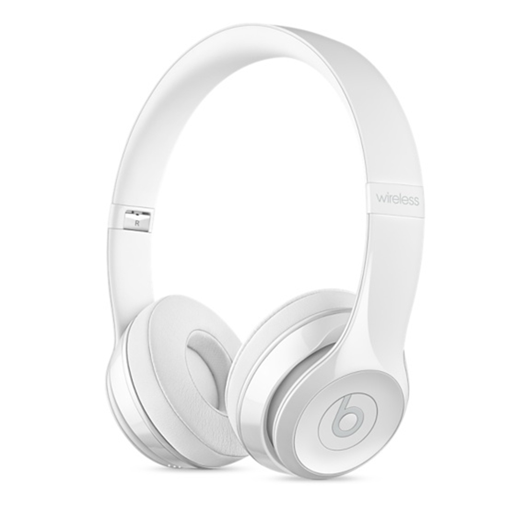 Auriculares abiertos Beats Solo3 Wireless blanco satinado | Microgestio