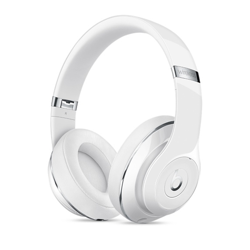 Auriculares cerrados Beats Studio Wireless blanco satinado | Microgestio