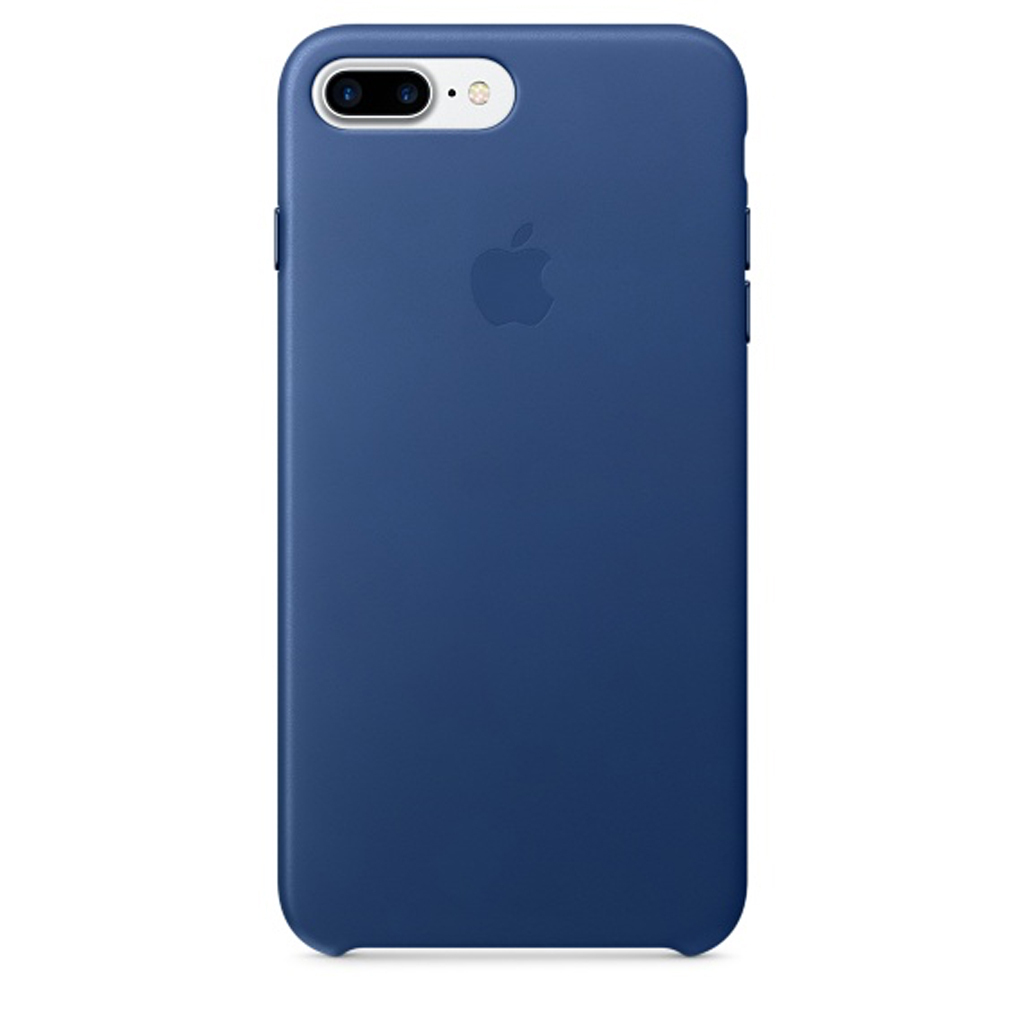 Leather Case iPhone 7 Plus Azul Zafiro