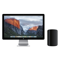 Mac Pro con Display
