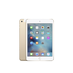 iPad mini 4 Cellular oro