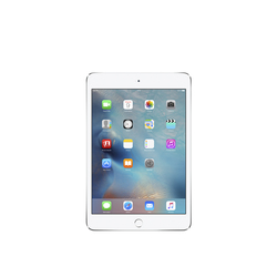 iPad mini 4 Cellular plata