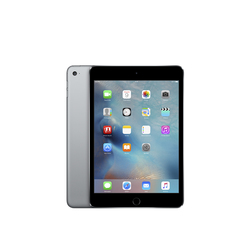 iPad mini 4 gris espacial