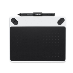Tableta Grafica Intuos DRAW Pen Wacom White