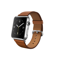 Watch piel marron 42mm