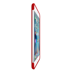 iPad mini 4 Silicone Case Rojo