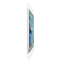 iPad mini 4 Silicone Case Blanco