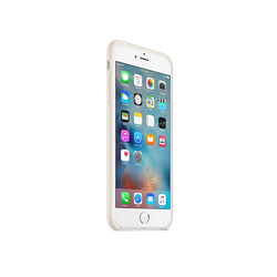 iPhone 6S Plus Silicone Case Blanco Antiguo