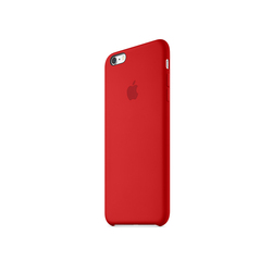 iPhone 6S Plus Silicone Case Rojo