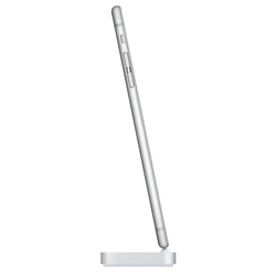 iPhone Lightning Dock Space Silver