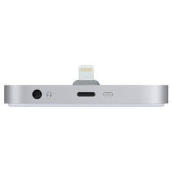 iPhone Lightning Dock Space Gray