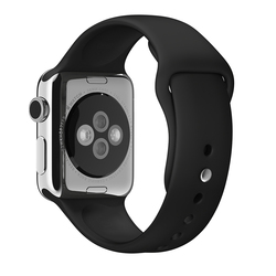 Black Sport Band with Space Gray Stainless Steel Pin