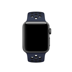 Correas Apple Watch Nike Obsidiana / Negro 38