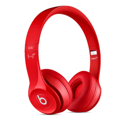 Auriculares Beats Solo 2 On-Ear Rojo