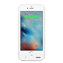 Smart Battery Case para iPhone 6s White