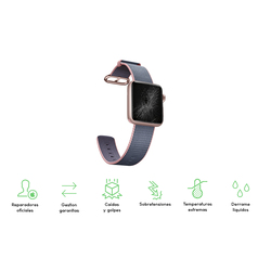 Seguro de accidentes Apple Watch | Microgestio