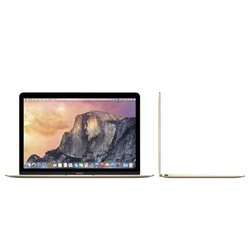 "Macbook 12"" Oro"