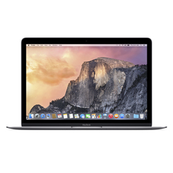 "Macbook 12"" Gris Espacial"
