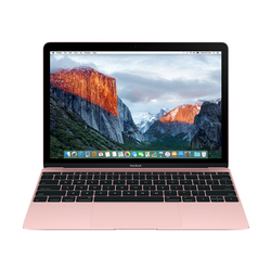 "Macbook 12"" Oro Rosa"