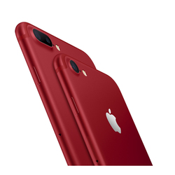 iPhone 7 y 7 PlusPlus (PRODUCT)RED Special Edition