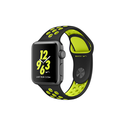 Apple Watch Nike+ 38mm Negro / Voltio