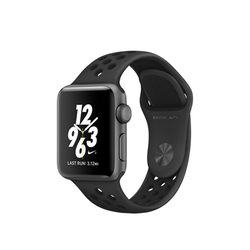 Apple Watch Nike+ 38mm Antracita / Negro