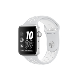 Apple Watch Nike+ 42mm Platino Puro / Blanco