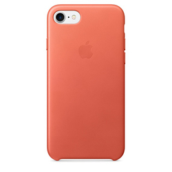 Leather Case iPhone 7 Rosa Geranio
